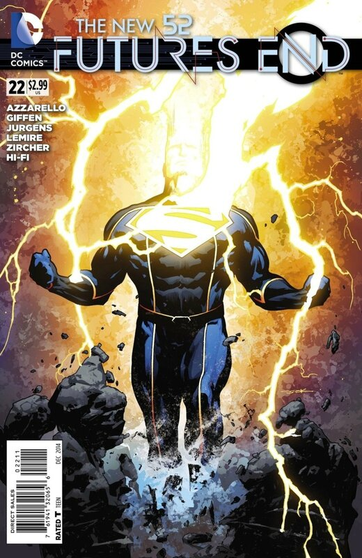 new 52 futures end 22