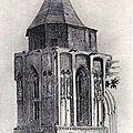 Ancien Nantes - clocher cathédrale