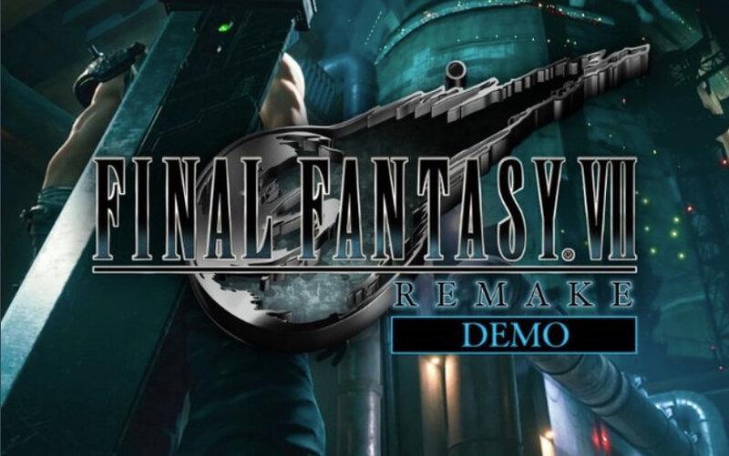 ffvii-remake-demo screen