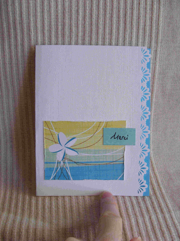 Carte pour Annie
