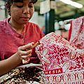 Batik ancestral