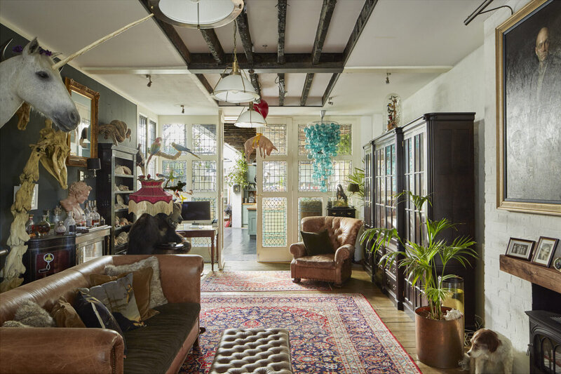 Vintage Home Century London Nordroom photography by The Modern House (8)