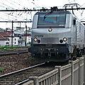 BB 27129 grise, Lyon
