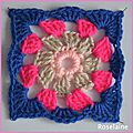 Granny square by simply crochet #18