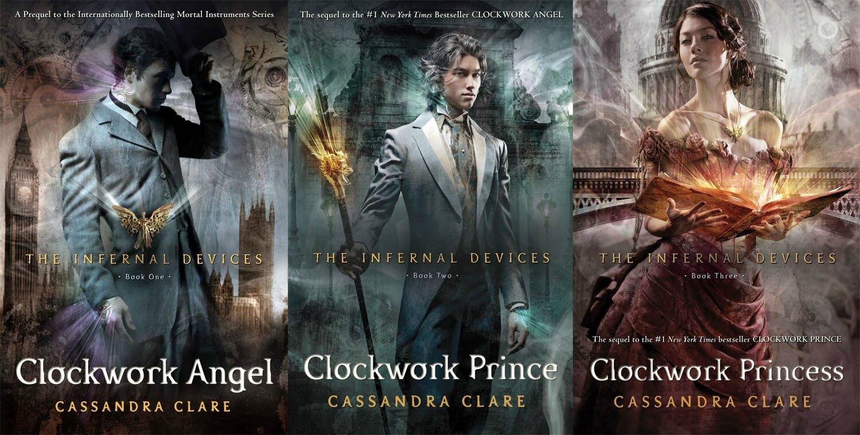The Infernal Devides Cassandra Clare