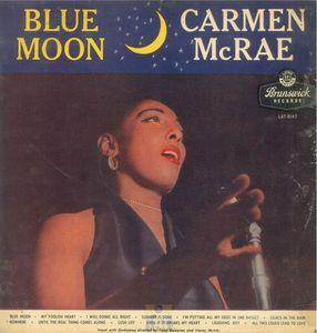 Carmen_Mcrae___1956___Blue_Moon__Brunswick_