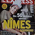 L'express couv mars 2014