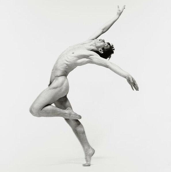 Rudolf Noureev photographié par Richard Avedon pour « Vogue »