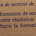 1871 : marx propose des sections féminines de la première internationale