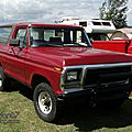 Ford bronco 1978-1979
