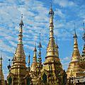 Yangoon, au deuxième jour...