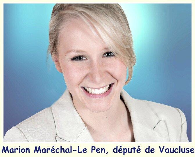Marion fd bleu