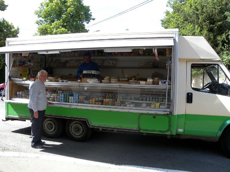 Cellule (63) le camion du fromager