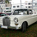 Mercedes 200d w110 break universal ima