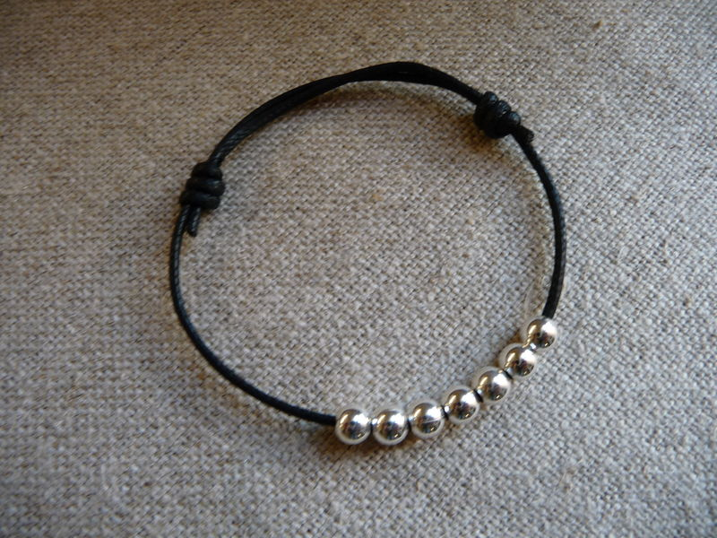 bracelet mini billes