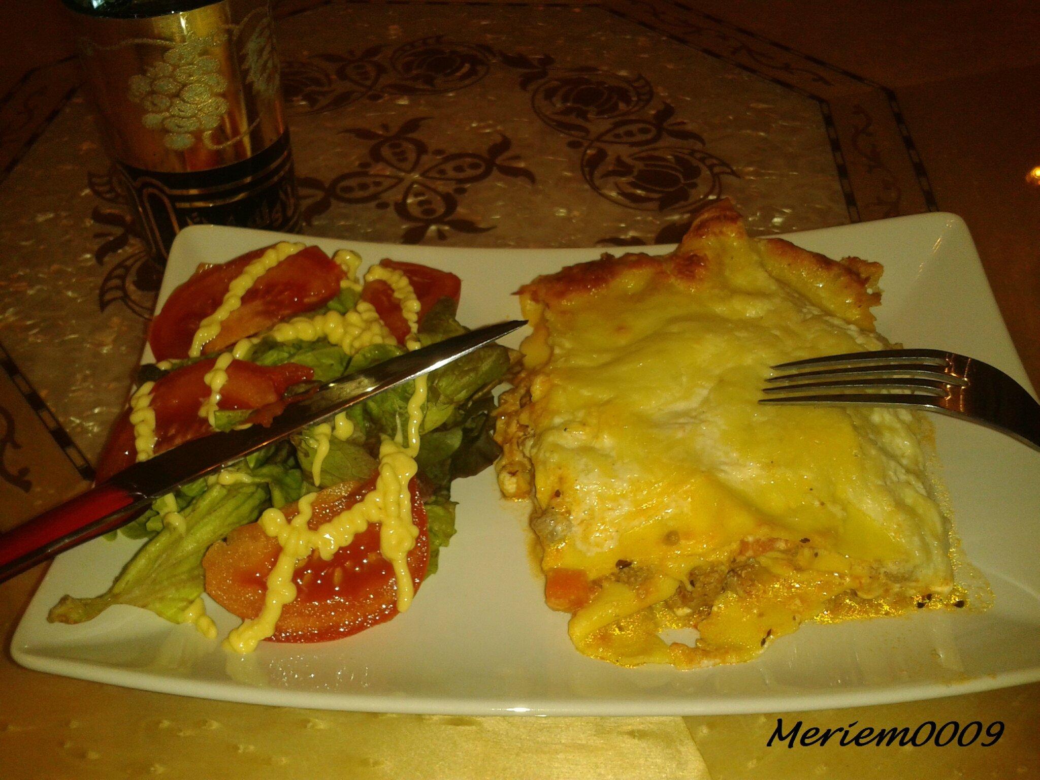 Lasagnes