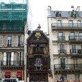 Paris, vers la Gare Saint-Lazare