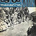 1970 naissance de ckm canoë-kayak magazine