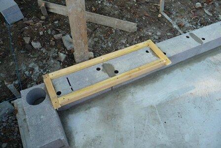 2010 la construction du garage notre maison chantier jour apr s jour. Black Bedroom Furniture Sets. Home Design Ideas