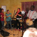 Groupe musique africaine
