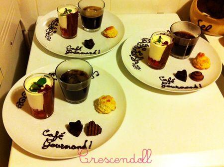 Cafés gourmands x3 blog