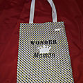 Tote bag wonder maman...