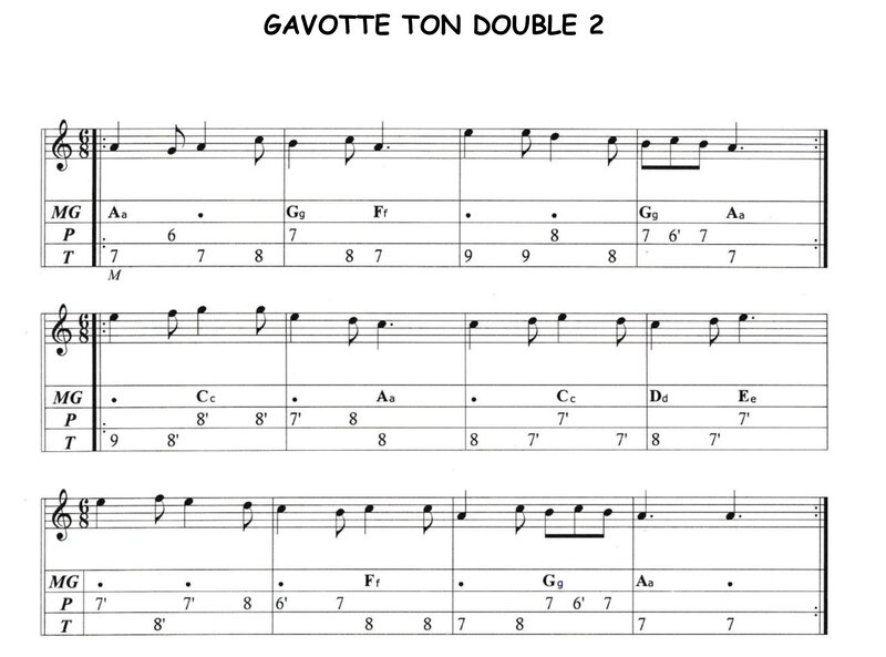 GAVOTTE TON DOUBLE 2 copie