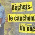 Déchets radioactifs : rendez-vous sur arte mardi 13 octobre