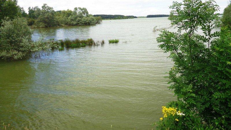 Lac Puydarrieux 14061622