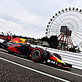 Gp japon 2018 [c] verstappen podium 40€@2.75 + 25€@3.25 ✔
