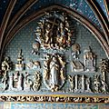 chapelle de l'Asomption attributs de la Vierge