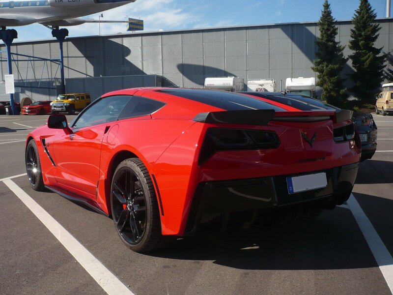 CHEVROLET Corvette C7 Stingray Z51 Sinsheim (2)