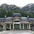 Canfranc (Espagne) BV