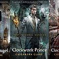 Saga the infernal devices / l'ange mécanique - cassandra clare