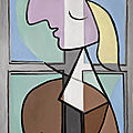 Picasso portrait of marie-thérèse from 1932 to lead sotheby's london summer season