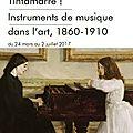 Musique et arts 1860-1910
