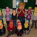 masques carnaval 2012
