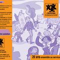 illustration et graphisme pour le CEPPRA