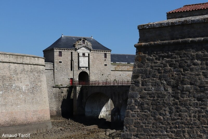 001141 Guidel - La Citadelle de Port-Louis
