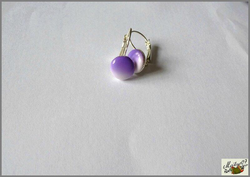 BO dégradé violet 2