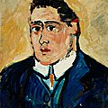 Guillaume apollinaire (1880 -1918) : a la santé