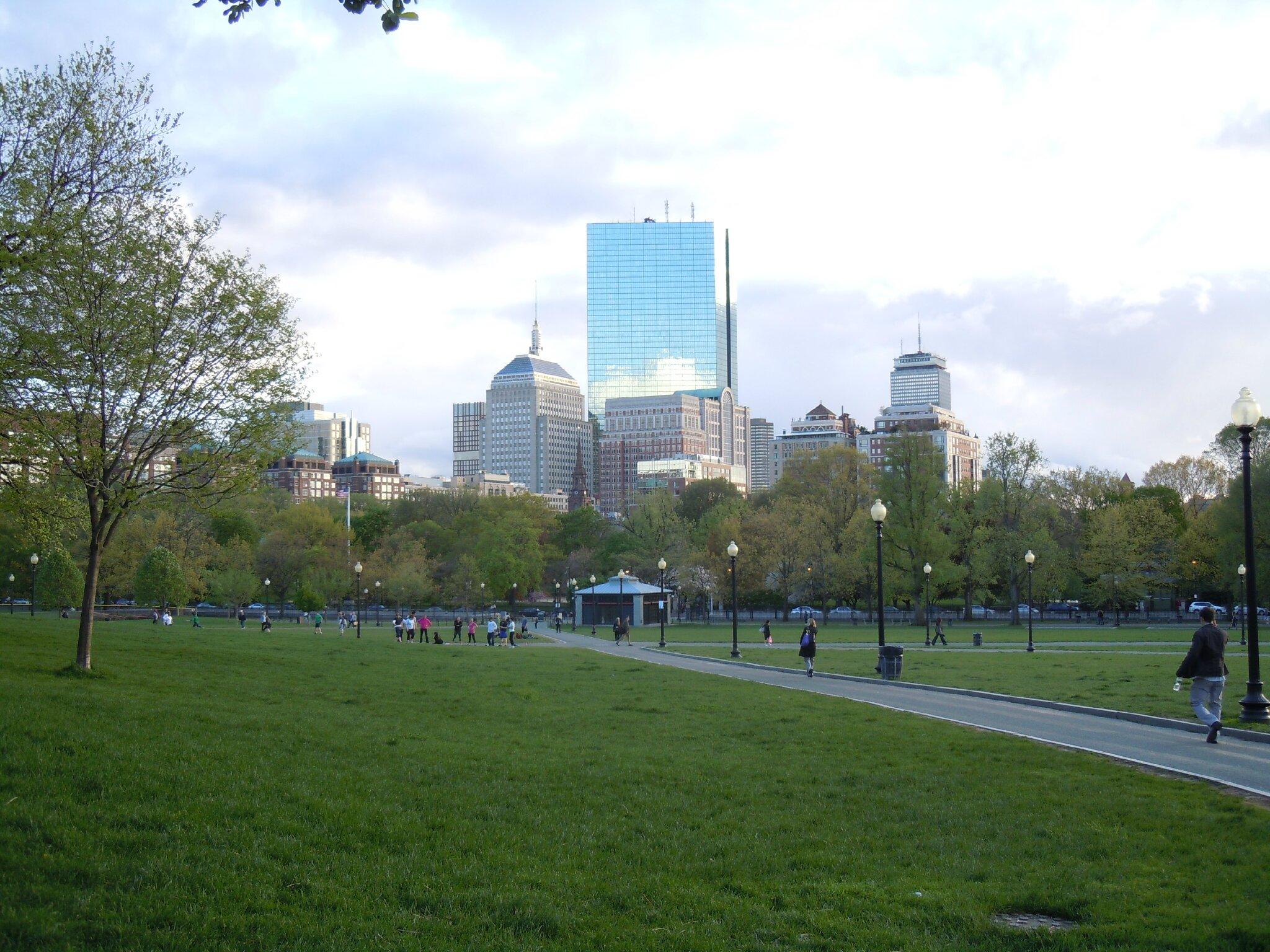 BOSTON COMMON PARK (75)