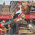 Strasbourg - marché de noel datée 2016