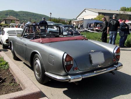 LANCIA Flaminia Touring 3C Superleggera Cabriolet 1963 Bourse d'Echanges de Soultzmatt 2011 2