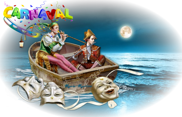 barque carnaval