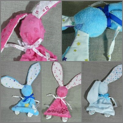 page petits lapins