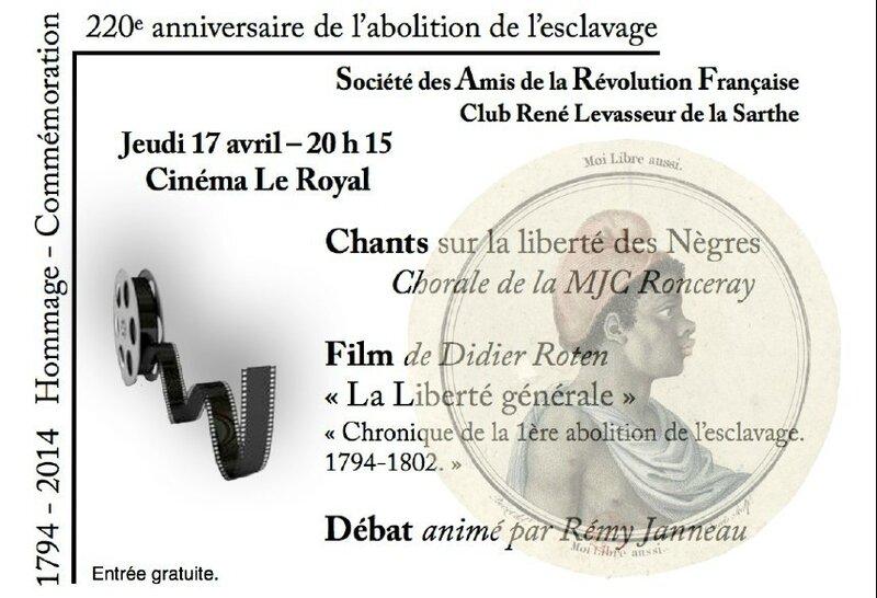 6- 17 Avril 2014 Cinéma Le royal 1
