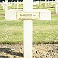 Soldat Paul LAUGERETTE
