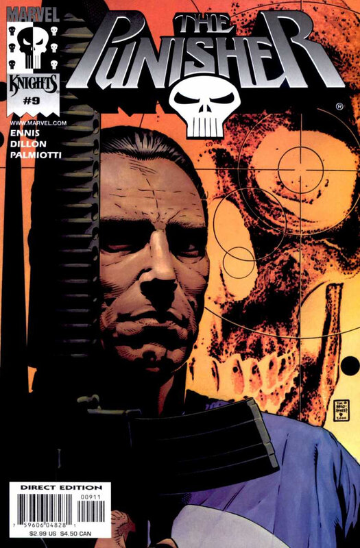 punisher marvel knights V2 09