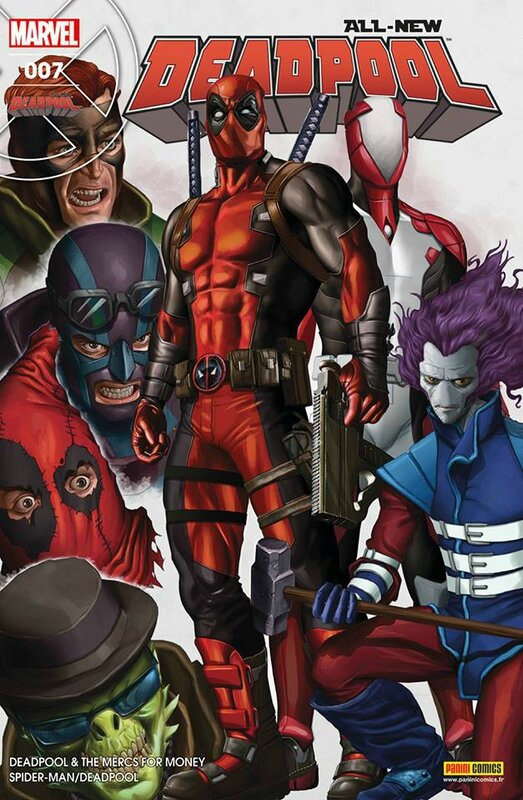 all new deadpool 07